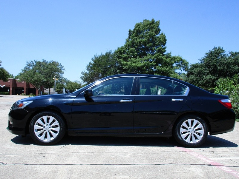 Honda Accord EX-L Leather Seats 2015 price $15,495