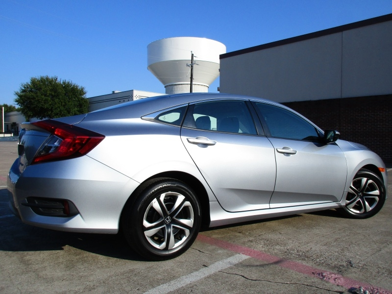 Honda Civic LX...Only 24K Mile 2017 price $16,995