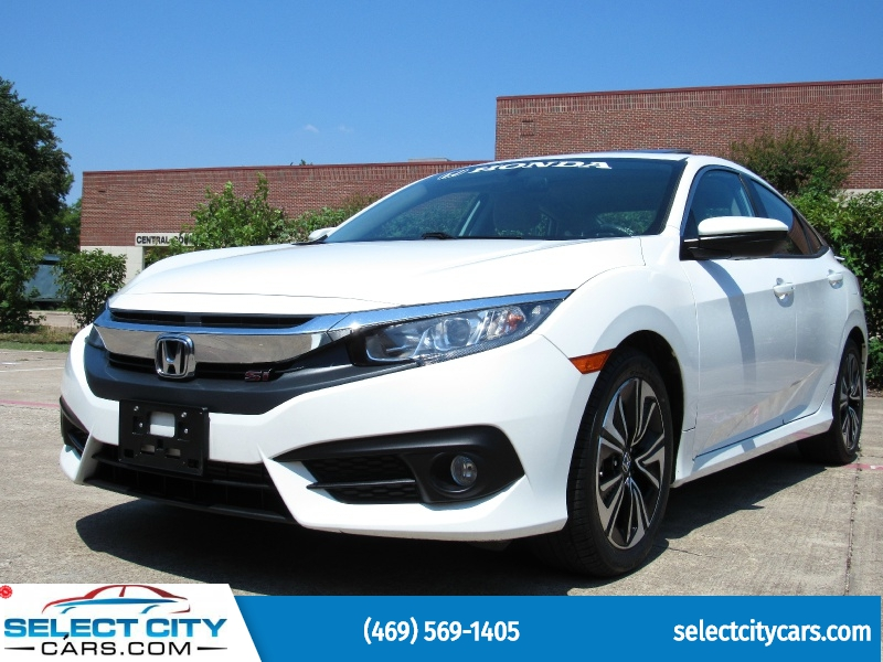 Honda EX-T Manual.....Push-Start 2017 price $16,495