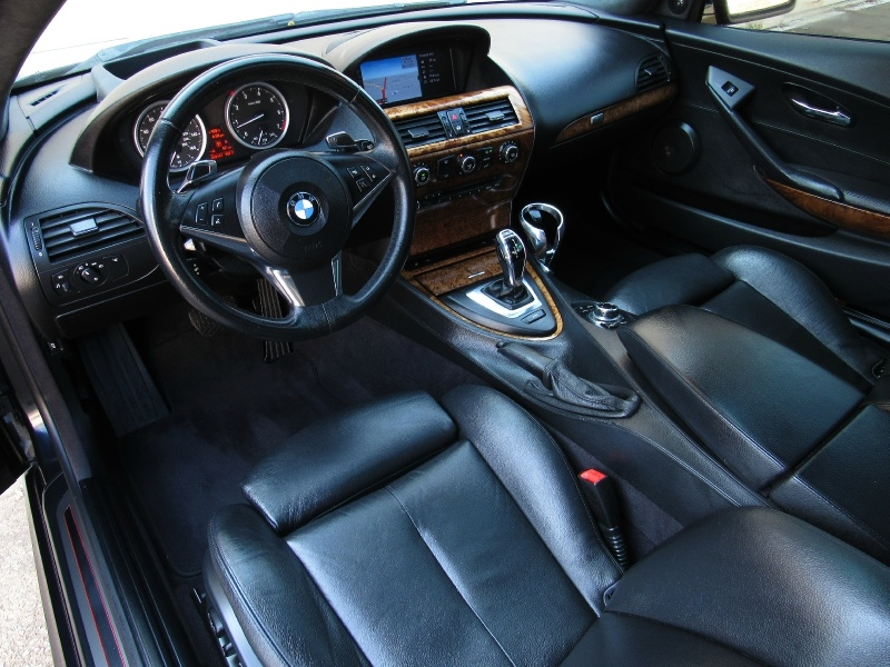 BMW 6-Series,Panoramic Sunroof 2010 price $17,995