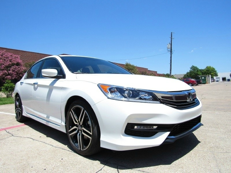Honda Accord Sport special edition 2017 price $17,995