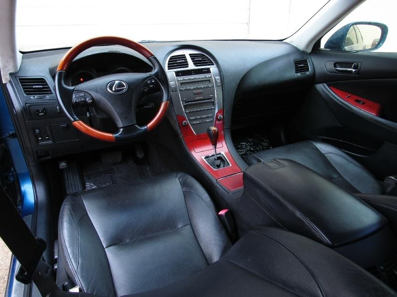 Lexus ES 350,New Fresh Trade-In 2007 price $7,495