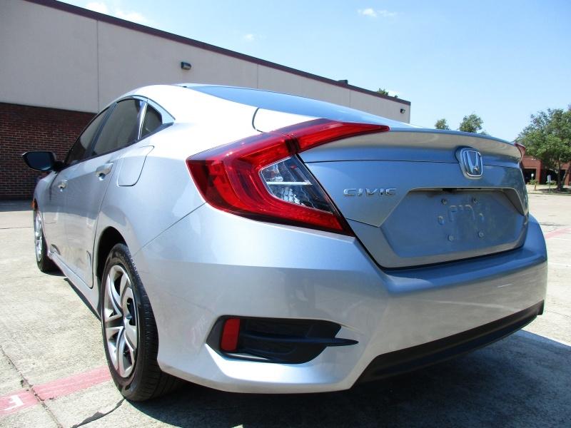 Honda Civic LX...Only 25K..Mile 2018 price $15,995