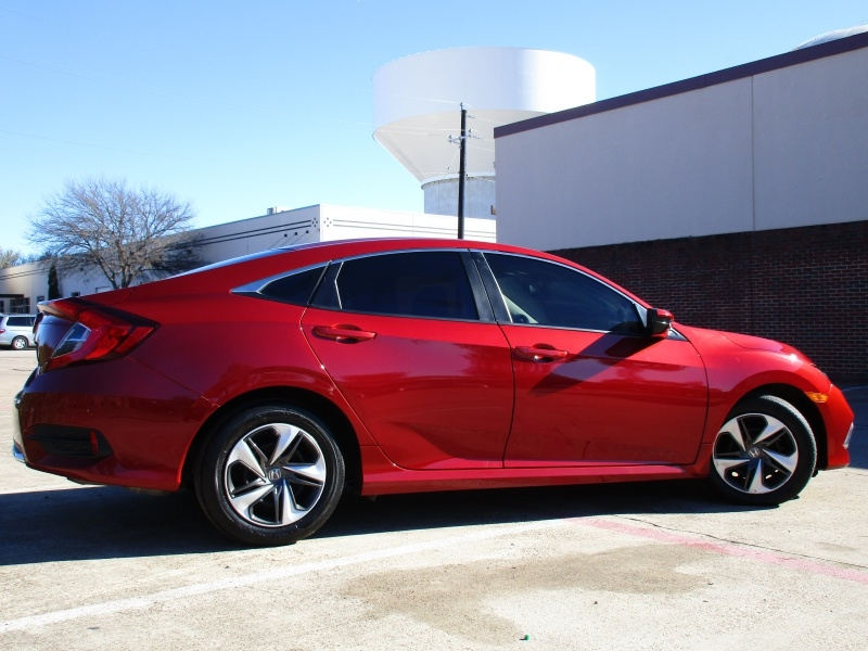 Honda Civic LX....Only 17K Mile 2019 price $17,995