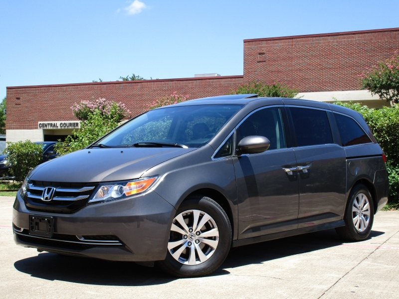 Honda Odyssey EX-L..DVD System 2016 price $23,995