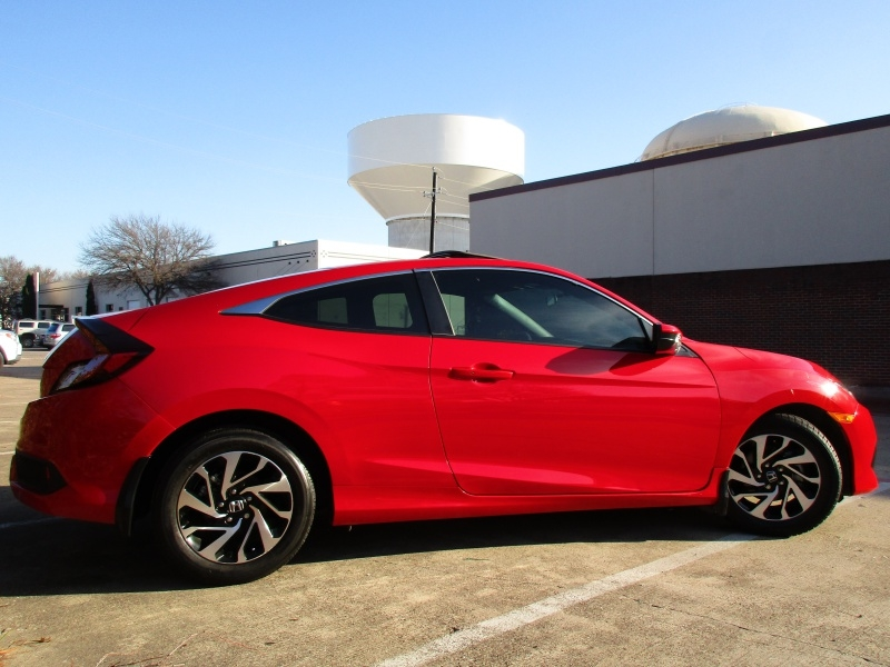 Honda Civic Coupe LX-P,,,Only 28K 2018 price $16,995