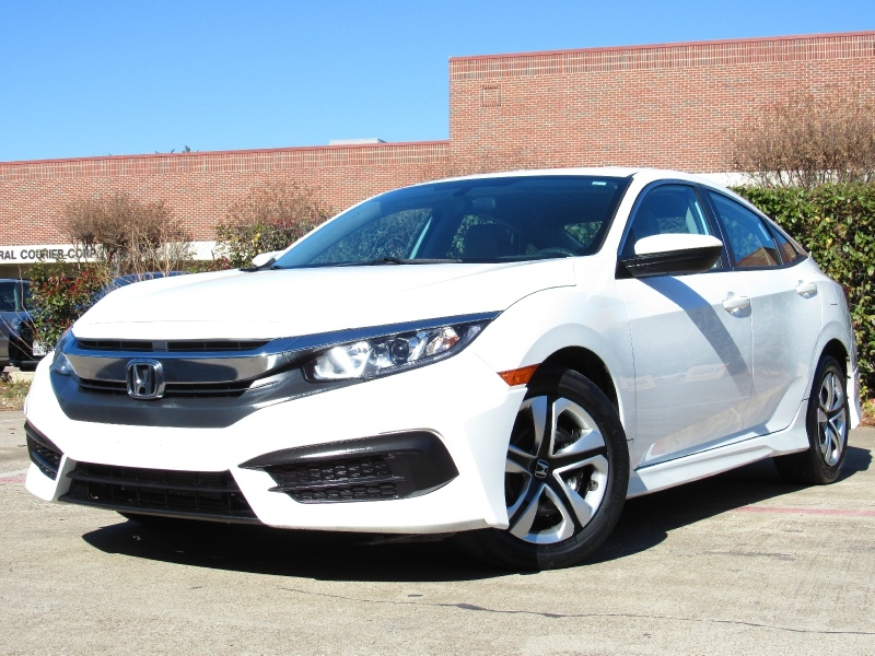 Honda Civic LX,,,,W / Only 38K Mile 2017 price $15,495