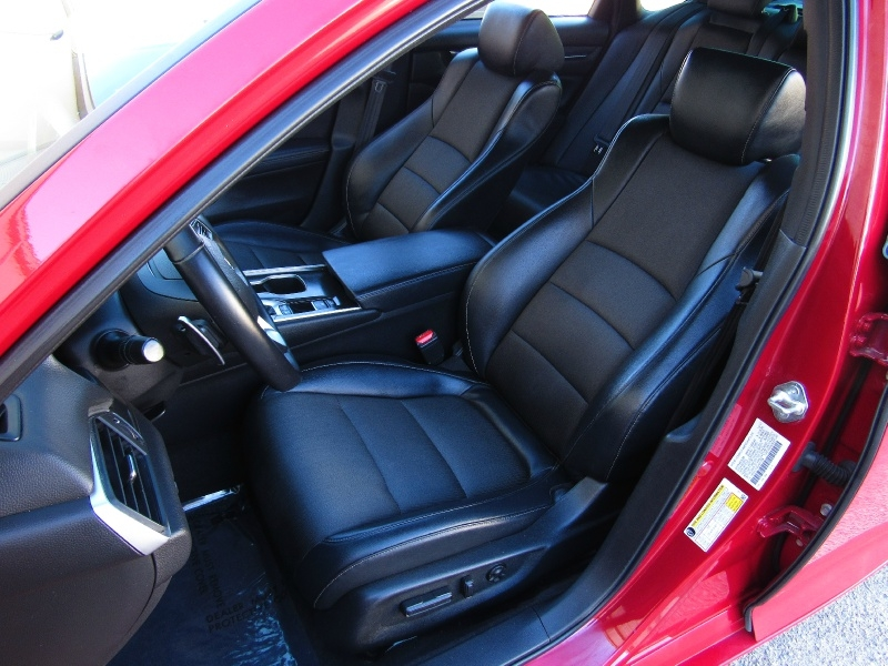 Honda Accord Sport,Push-Start, 2018 price $21,995