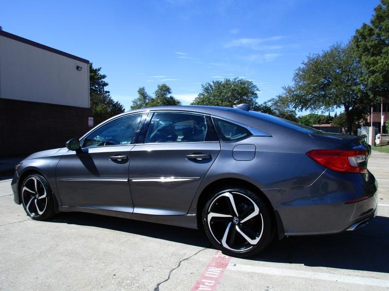 Honda Accord Sport,Push-Start, 2018 price $23,995