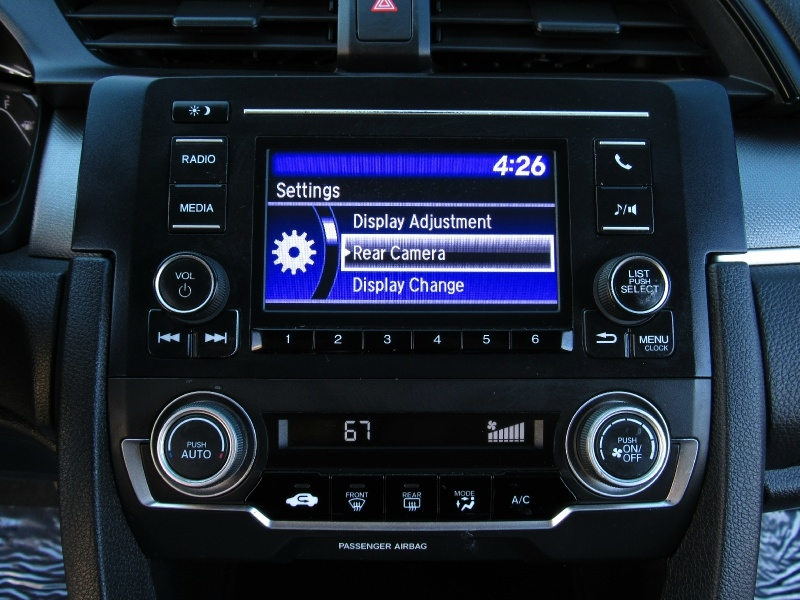 Honda Civic Coupe LX CVT 2017 price $13,495