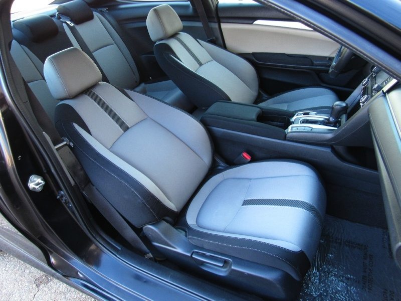 Honda Civic Coupe LX CVT 2017 price $14,495