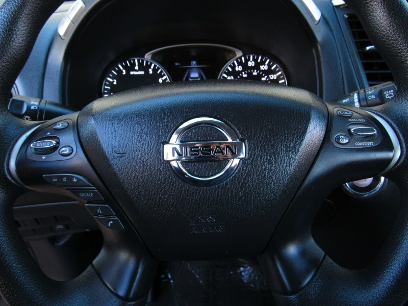 Nissan Pathfinder S,Back-Up-Camera 2019 price $22,995