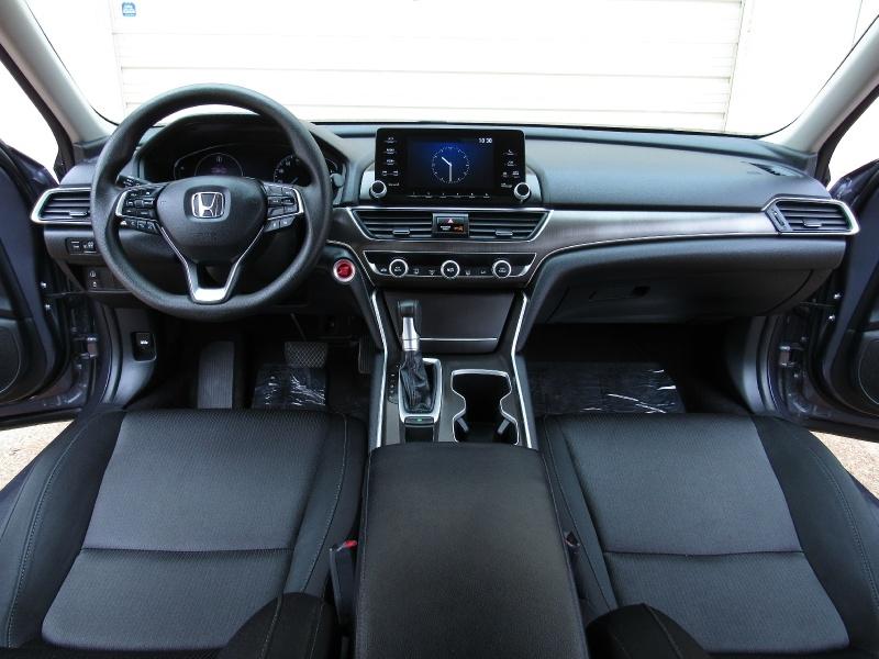 Honda Accord LX,Push-Start 2018 price $19,895