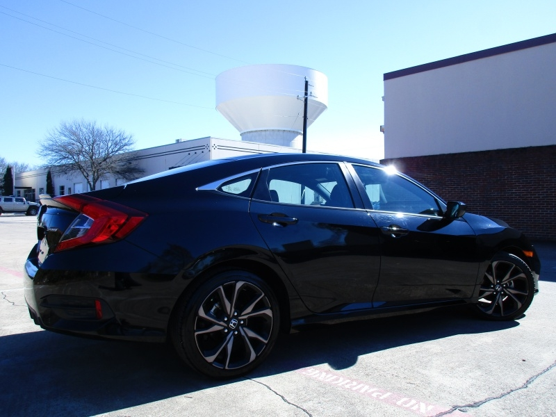 Honda Civic Sport,Apple Car-Play Android 2019 price $20,995