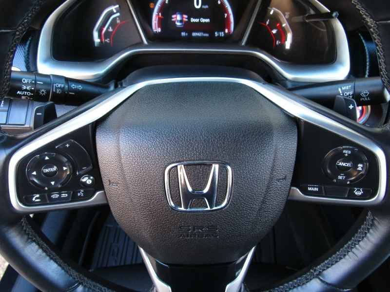 Honda Civic Sport,Apple Car-Play Android 2019 price $22,495