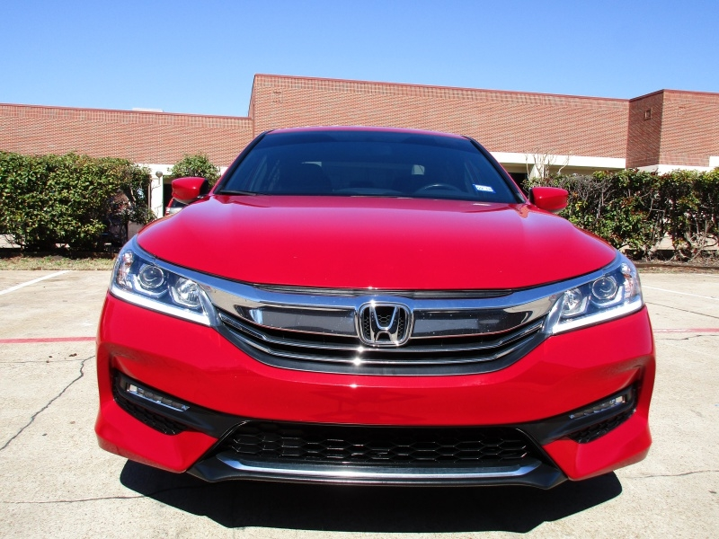 Honda Accord Sport Special Edition 2017 price $18,995