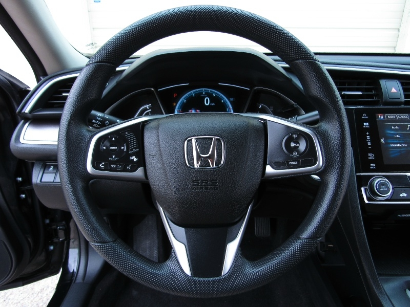 Honda Civic EX Apple,Android Car-Play 2018 price $15,995
