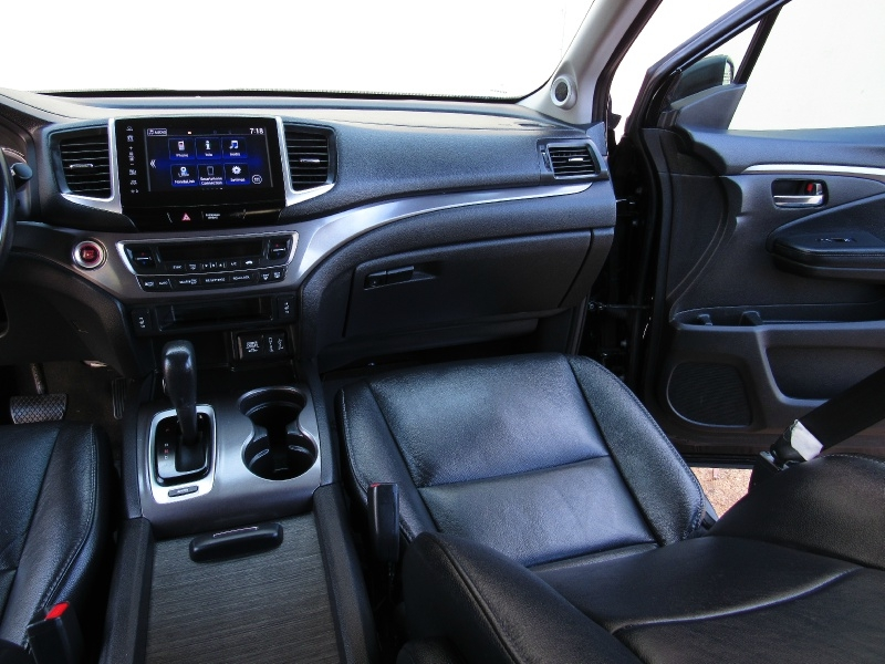 Honda Pilot EX-L,Android Apple-Car-Play 2018 price $30,995