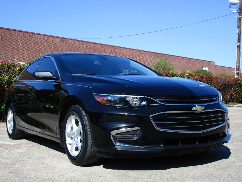 Chevrolet Malibu 1LS,Android Apple Car-Play 2016 price $13,995