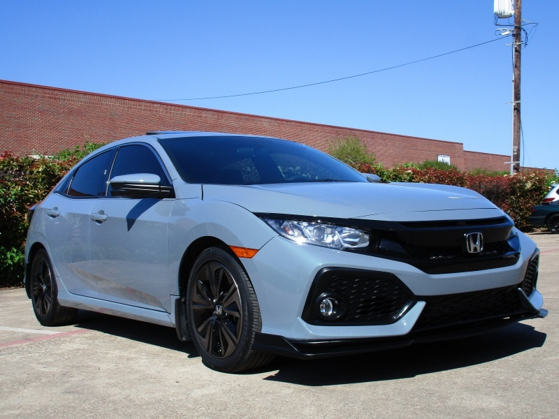 Honda Civic Hatchback EX, Android & Apple Car-Play 2018 price $18,995