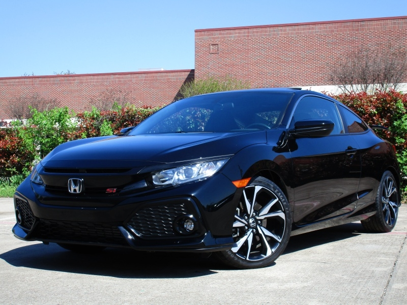 Honda Civic Si Coupe,Apple & Android Car-Play 2019 price $21,595