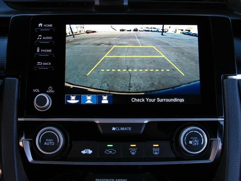 Honda Civic Sport,Apple Car-Play Android 2019 price $20,995