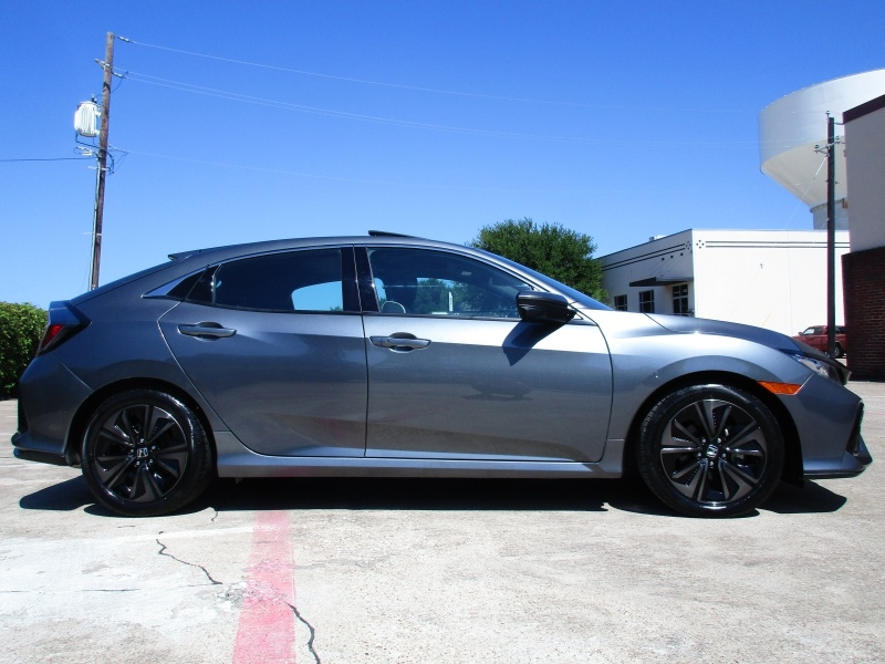 Honda Civic Hatchback EX,Android & Apple Car-Play 2019 price $21,995