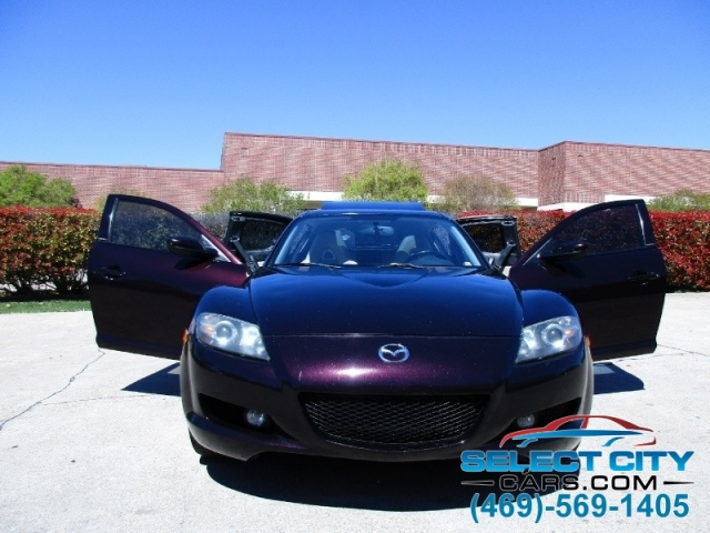 Marvelous 2005 Mazda RX 8 Sport Shinka Special Edition Package