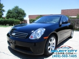 Infiniti G35 Premium Package,Leather Seat,Alloy Wheels 2005