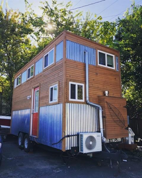 Tiny House on Wheels - 0000 price $59,995