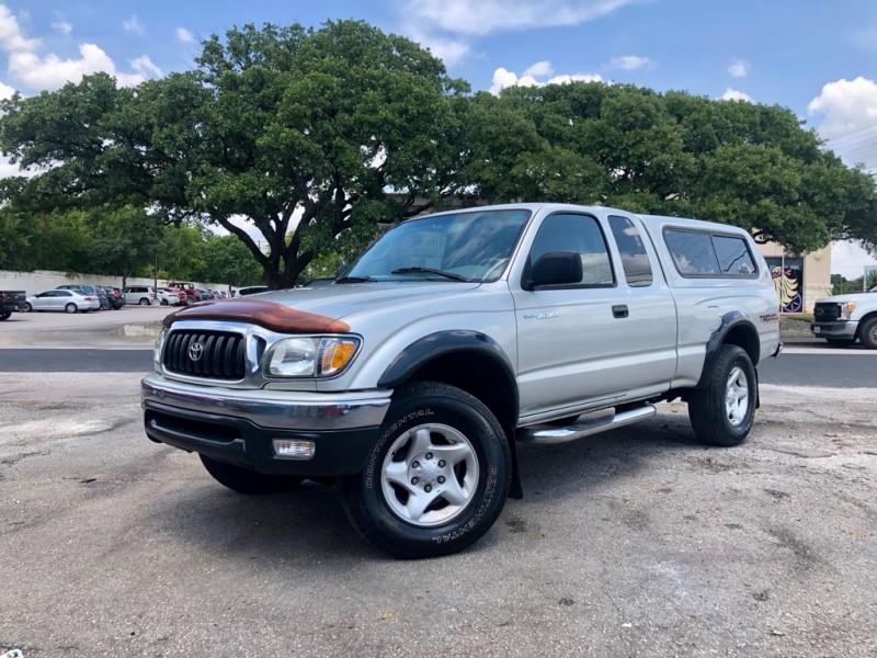 Toyota Tacoma 2001 price $6,995