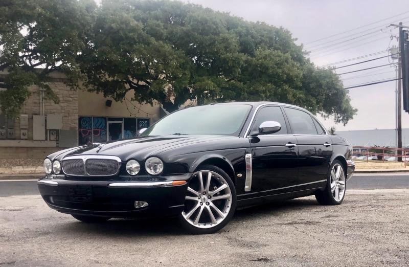 Jaguar XJ 2006 price $19,995