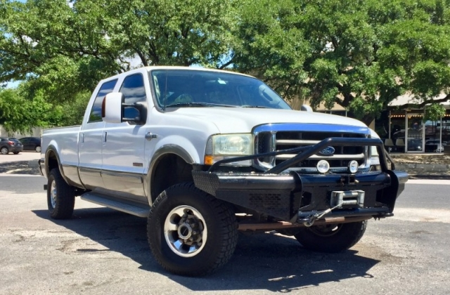2003 Ford Super Duty F-350 SRW