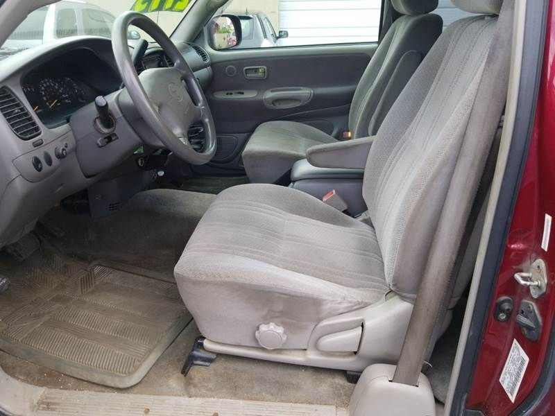 Swell 2000 Toyota Tundra Sr5 4Dr V8 4Wd Extended Cab Sb Uwap Interior Chair Design Uwaporg