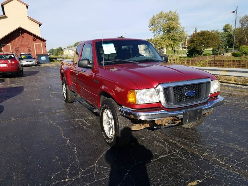 Ford Ranger 2004 price $2,395