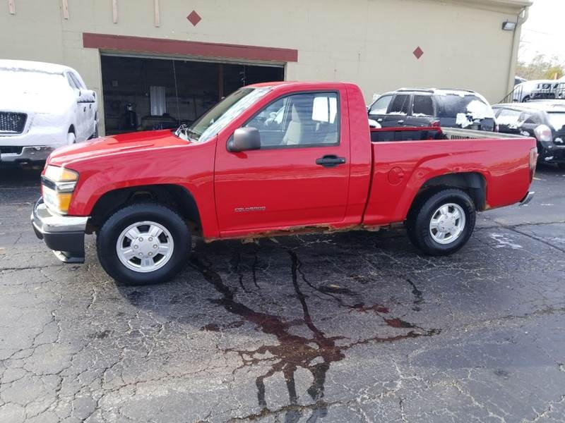 Chevrolet Colorado 2005 price $2,895