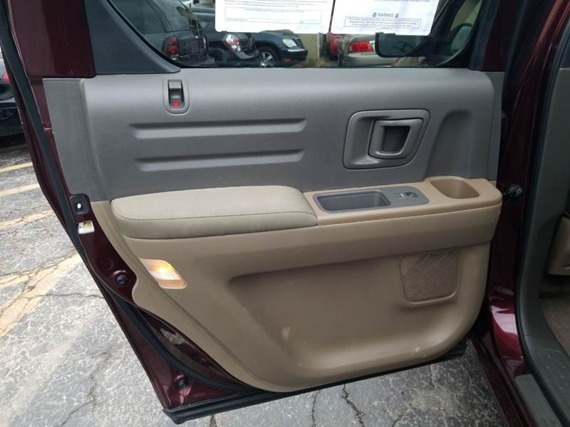 Honda Ridgeline 2008 price $5,595