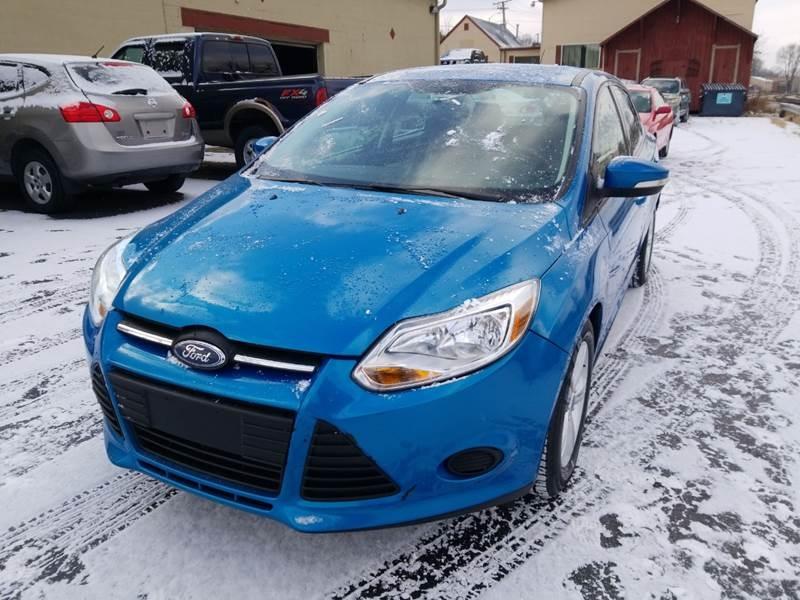 Ford Focus 2014 price $5,895