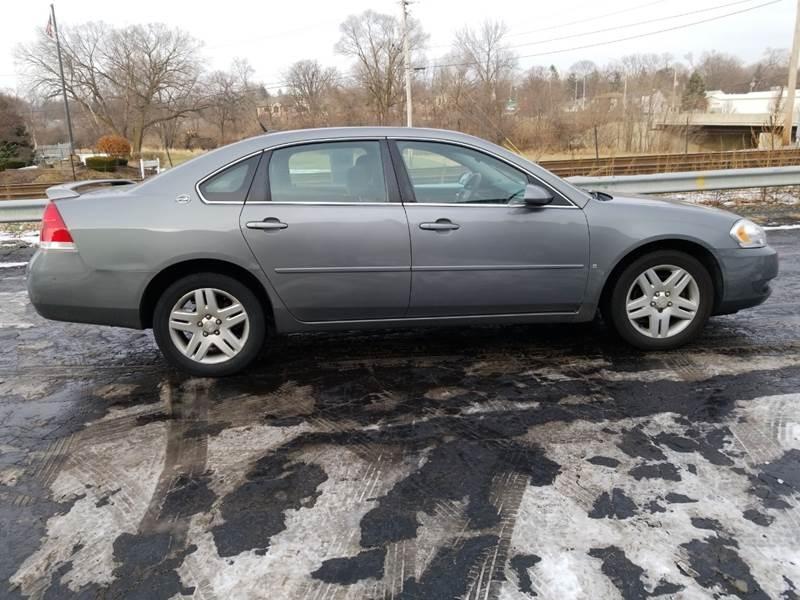 Chevrolet Impala 2007 price $3,595