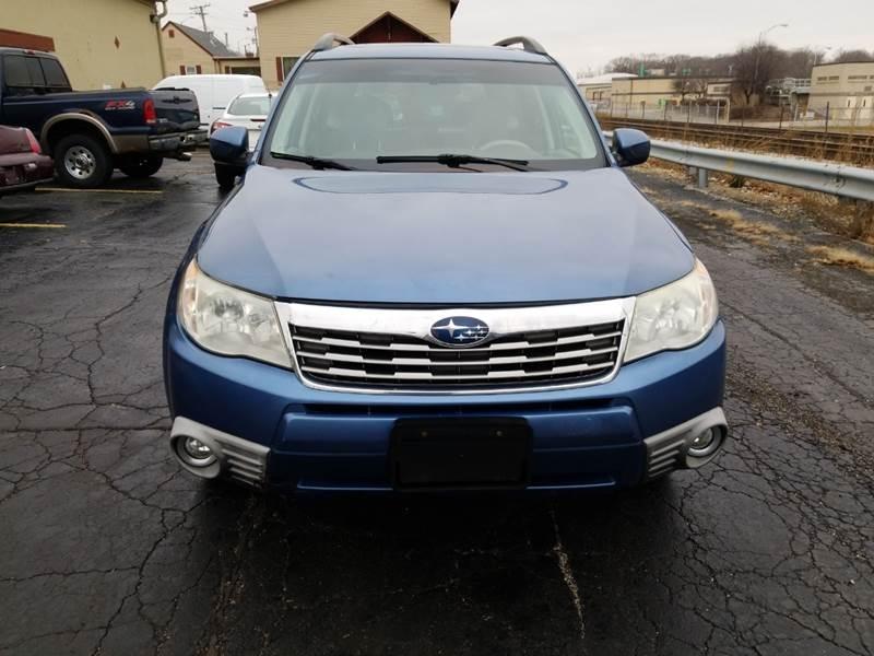 Subaru Forester 2010 price $3,995