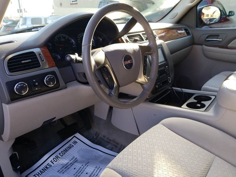 GMC Yukon 2007 price $5,495