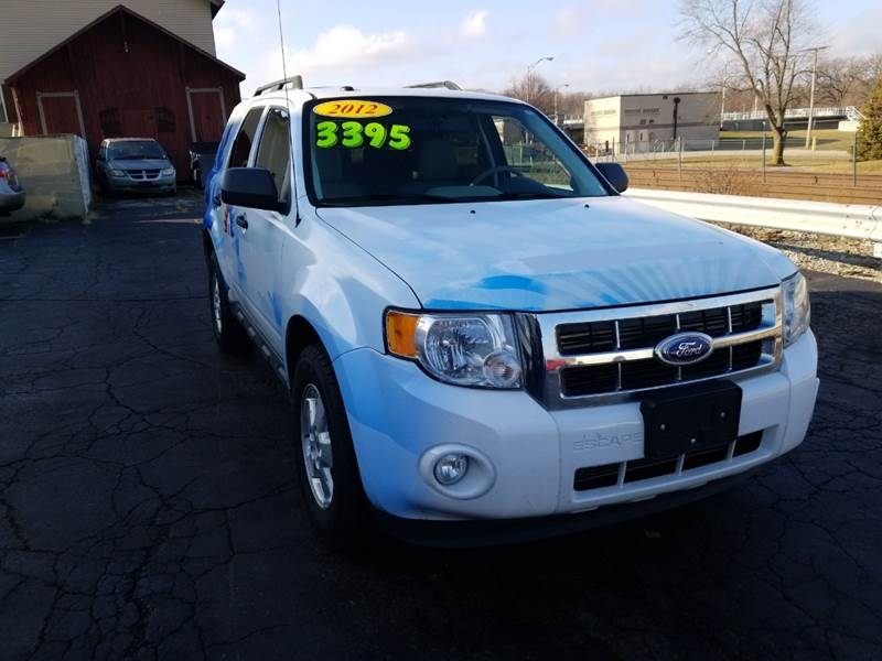 Ford Escape 2012 price $2,995