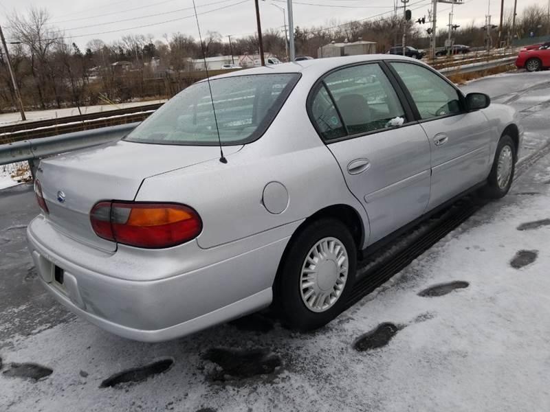 Chevrolet Malibu 2003 price $2,795