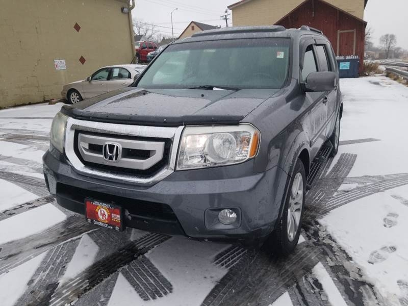 Honda Pilot 2011 price $5,995