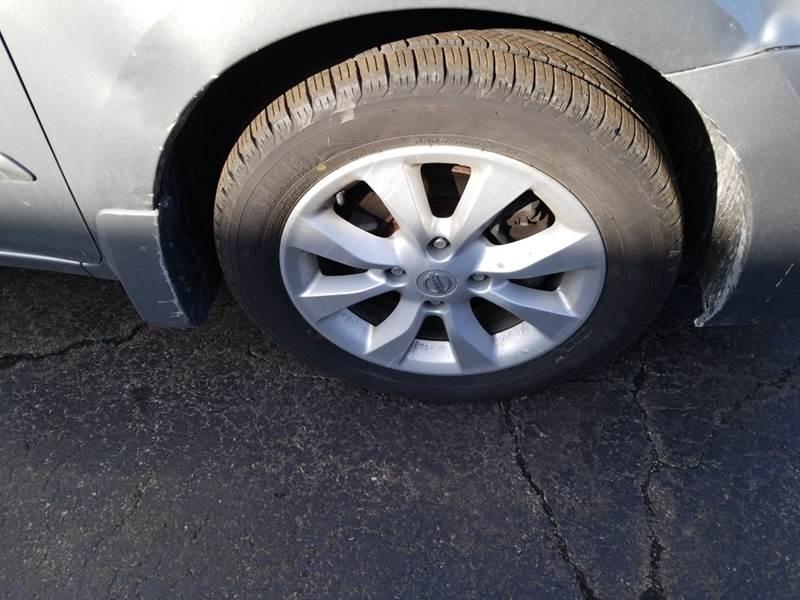 Nissan Sentra 2012 price $3,595