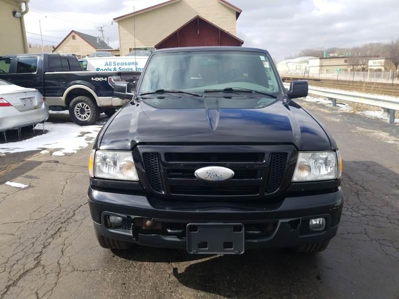 Ford Ranger 2006 price $5,795