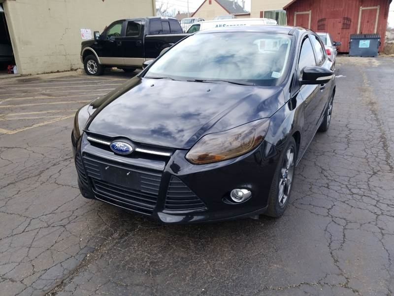 Ford Focus 2013 price $5,895
