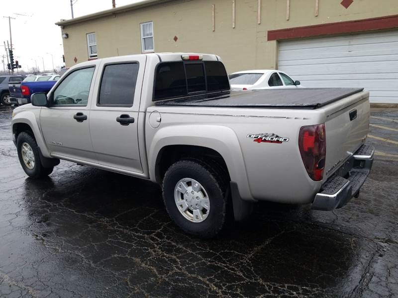 GMC Canyon 2005 price $3,995