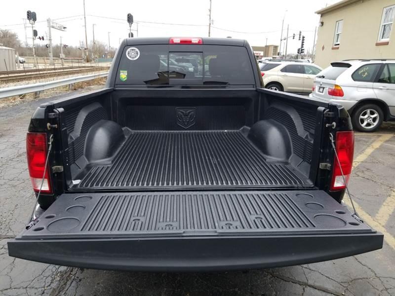 RAM Ram Pickup 1500 2012 price $7,995
