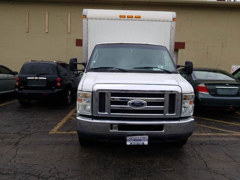 Ford E-Series Chassis 2008 price $8,995